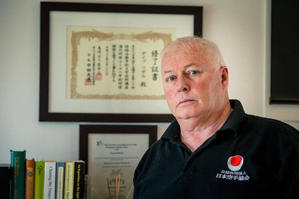 Shiatsu practitioner Mission Beach Queensland